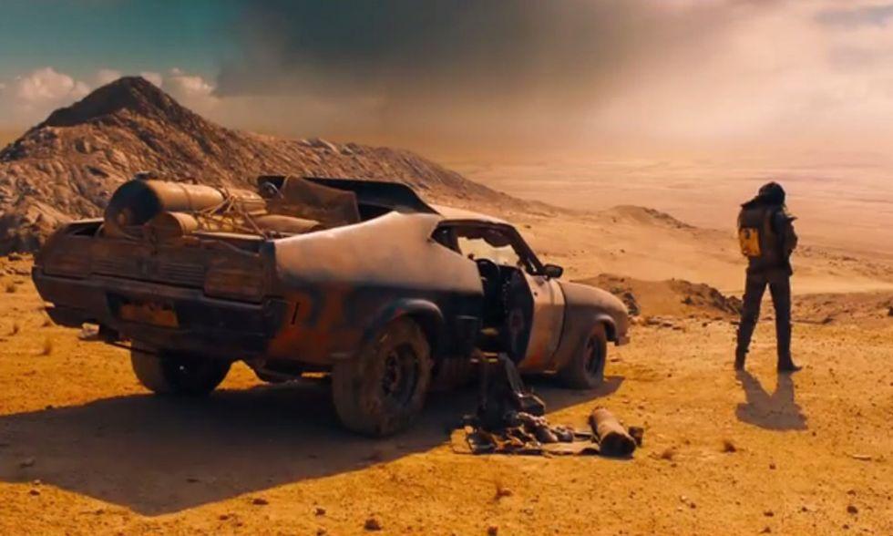 Mad Max: Fury Road, il nuovo film della saga cult - Trailer italiano