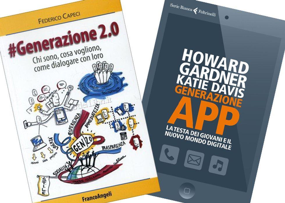 2 libri per capire la Generazione Internet