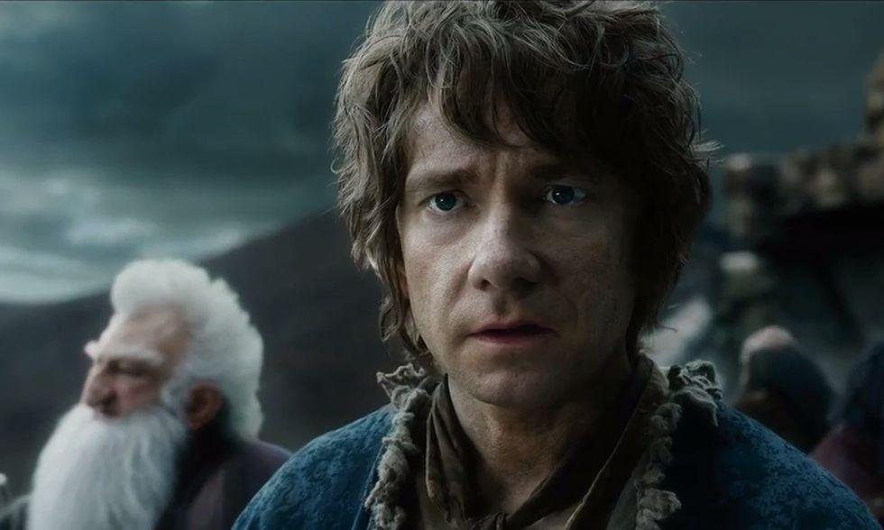 Lo Hobbit - La battaglia delle cinque armate, il teaser trailer italiano