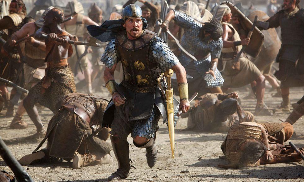 Exodus - Dei e Re: il kolossal di Ridley Scott - Teaser trailer italiano