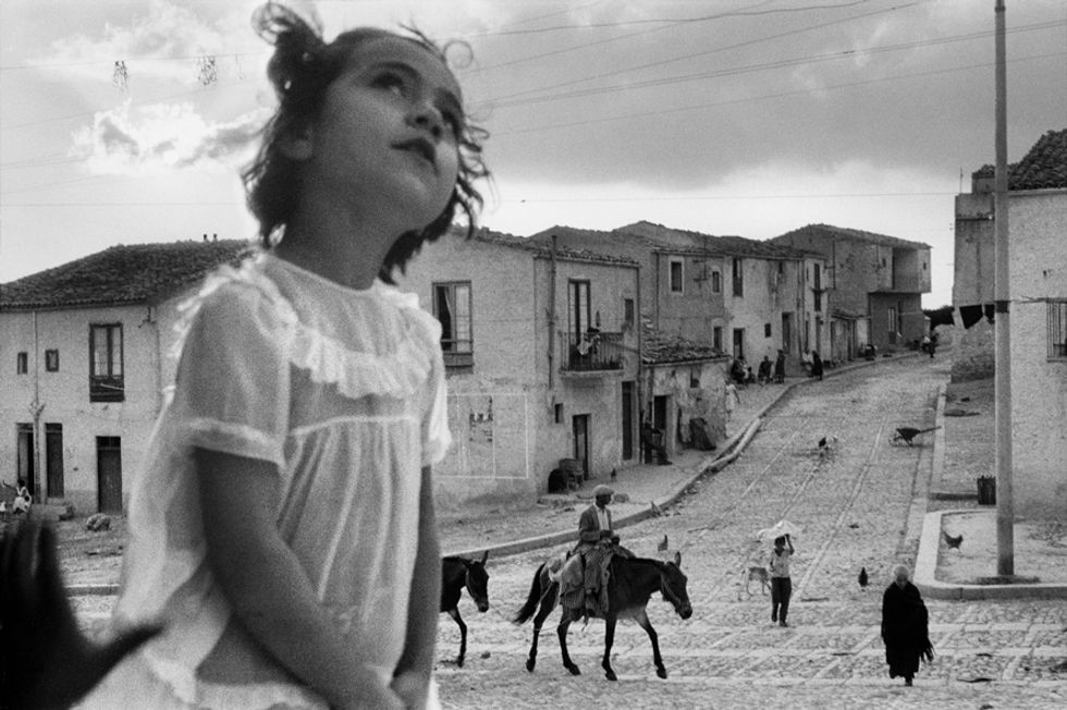 Vagabondages, Sergio Larrain in retrospettiva al Forte di Bard
