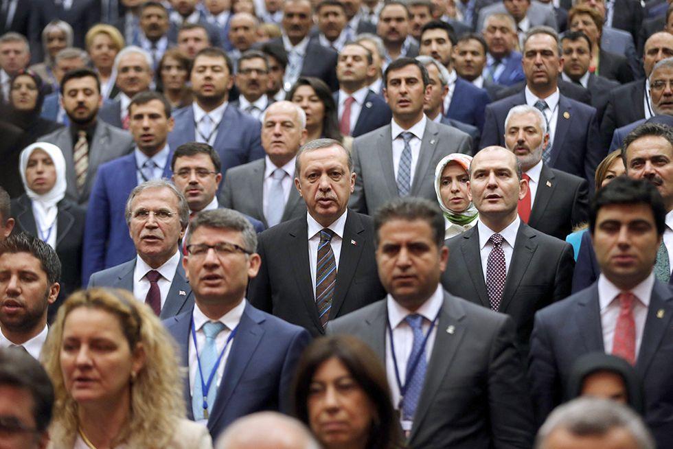 Turchia: il nuovo governo ad interim di Erdogan
