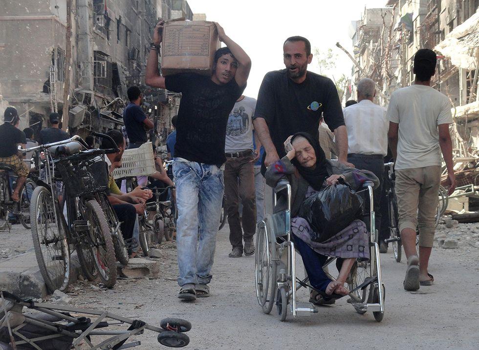 Quei cristiani rinchiusi nelle carceri di Assad
