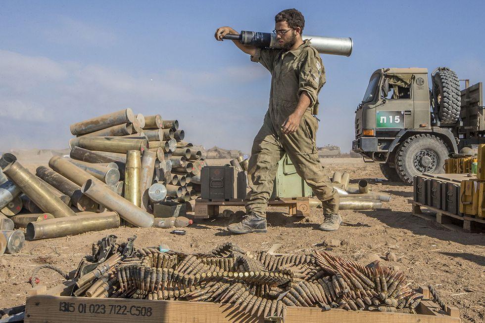 La strategia di Israele nella guerra mediorientale