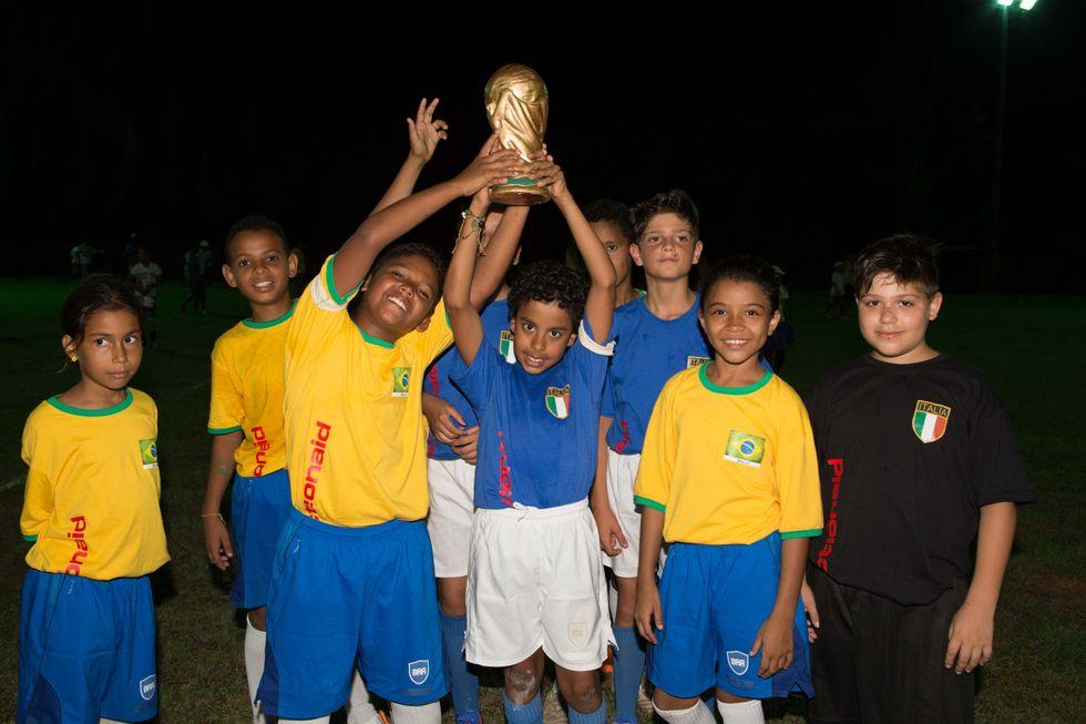 Italia-Brasile: la partita decisiva