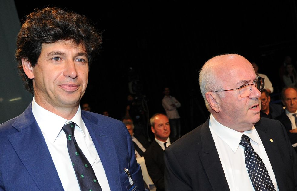 Tutti i segreti dello scontro finale tra Albertini e Tavecchio
