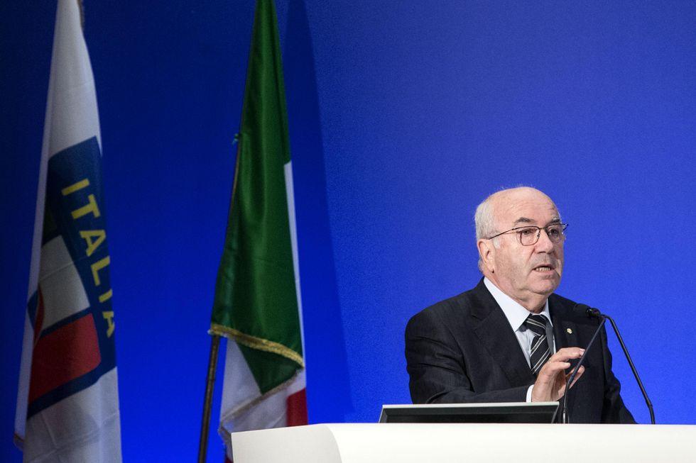 Tavecchio è il nuovo presidente della Figc