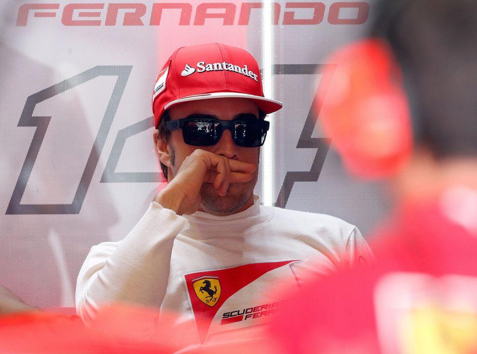 Alonso chiede 100 mln alla Ferrari