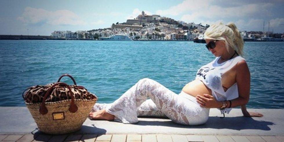 Icardi sarà papà: ecco Wanda Nara incinta