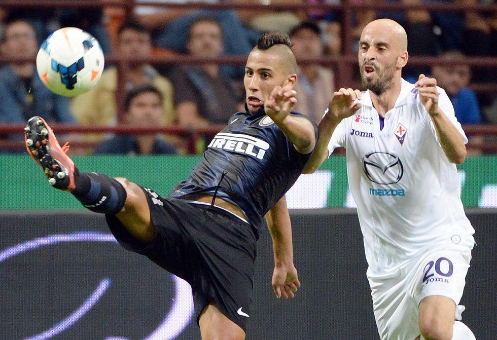 Taider lascia l'Inter e cambia agente