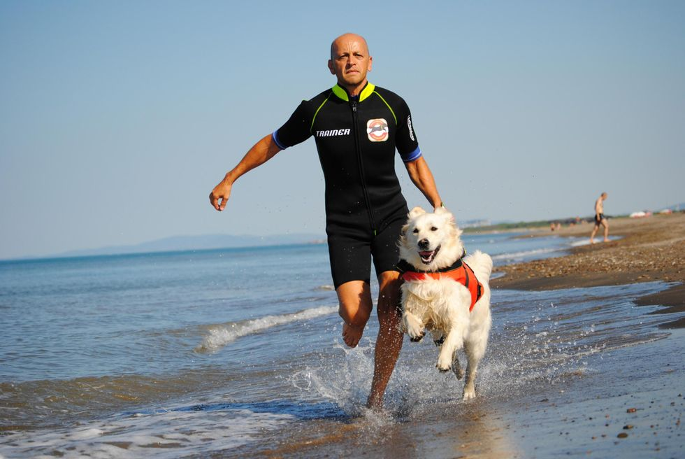 I consigli per correre in spiaggia