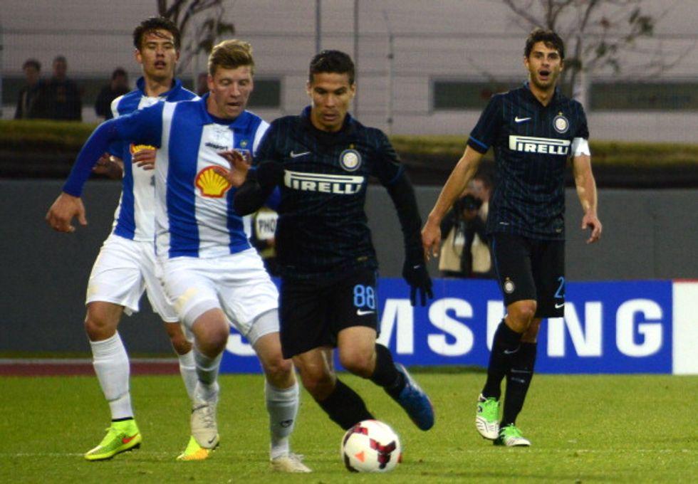 Europa League: Stjarnan-Inter 0-3