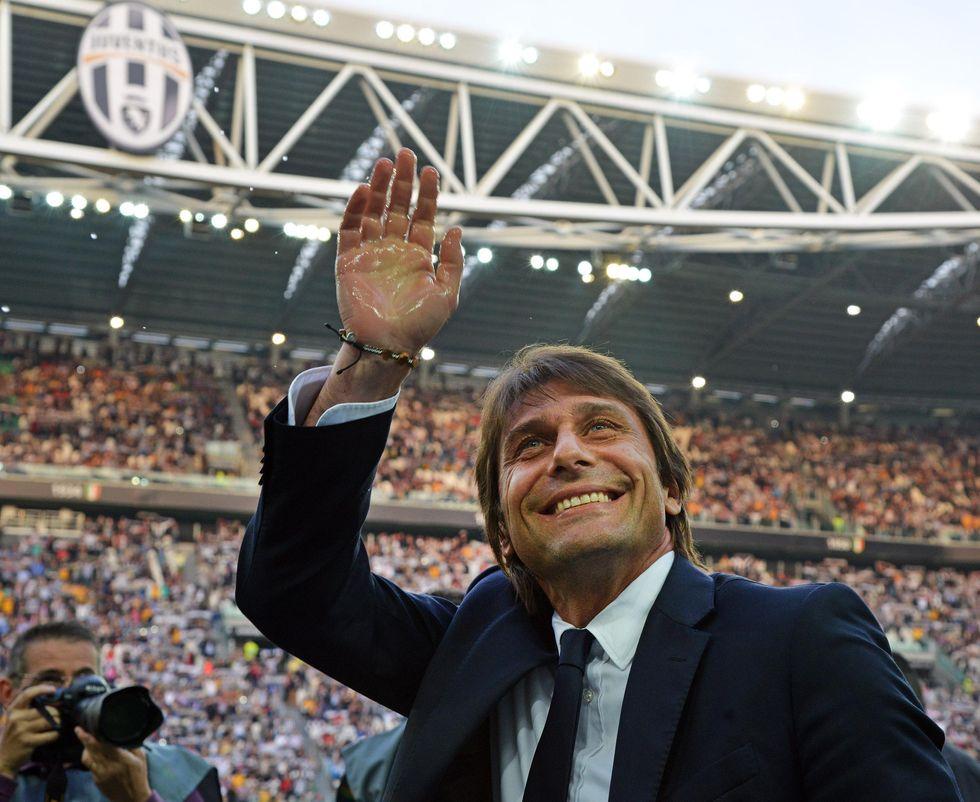 Conte è il nuovo allenatore della Nazionale