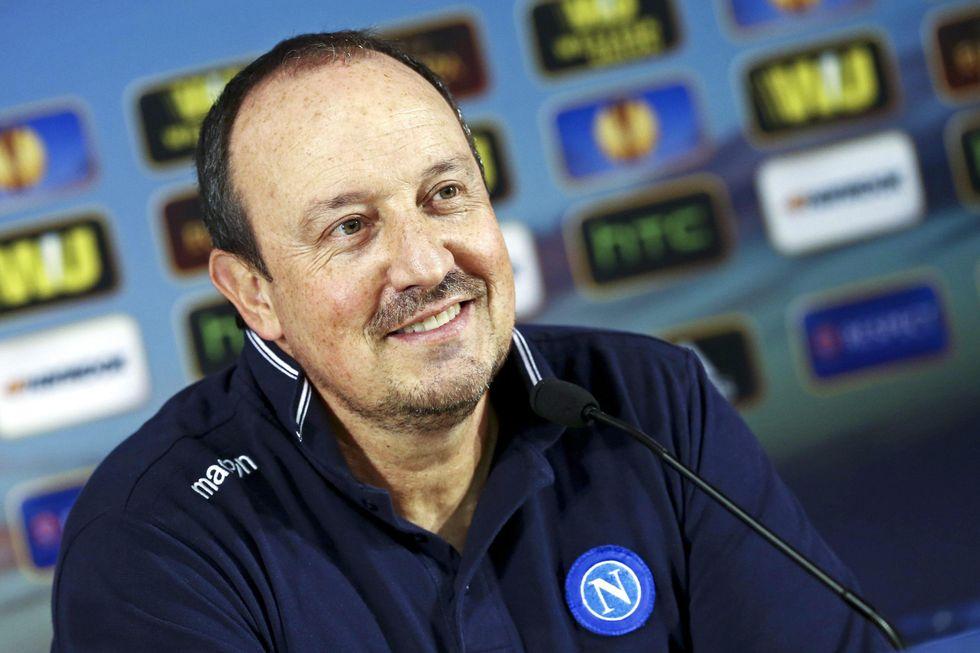 Napoli, ufficiale l'addio di Benitez e Bigon