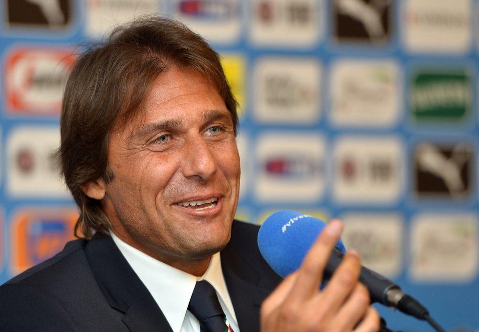 """Conte ct: """"Sarò l'allenatore di tutto il popolo italiano"""""""