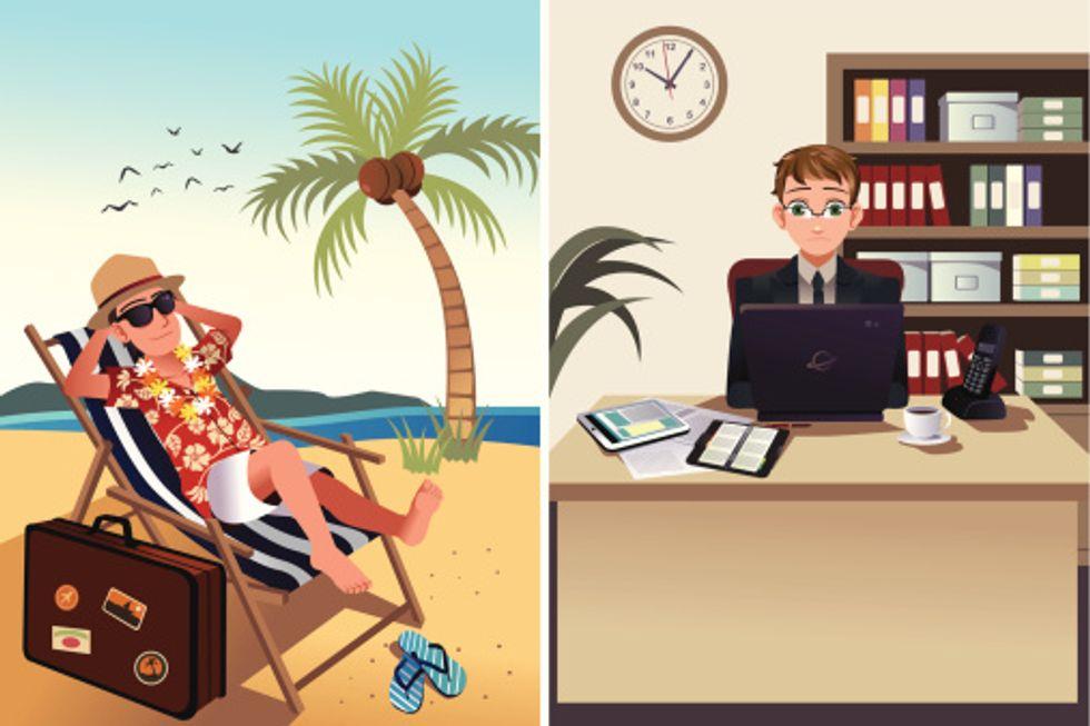 Stress da vacanze... Prima di partire!