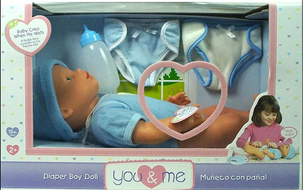 Bambola con i genitali? In America dicono no