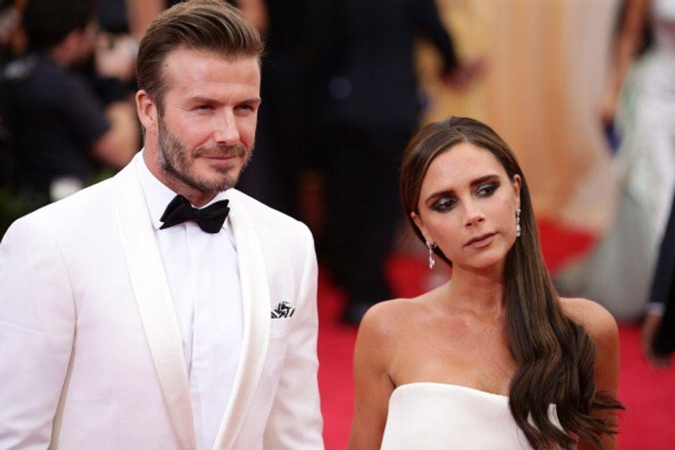 I Beckham sono più ricchi della regina