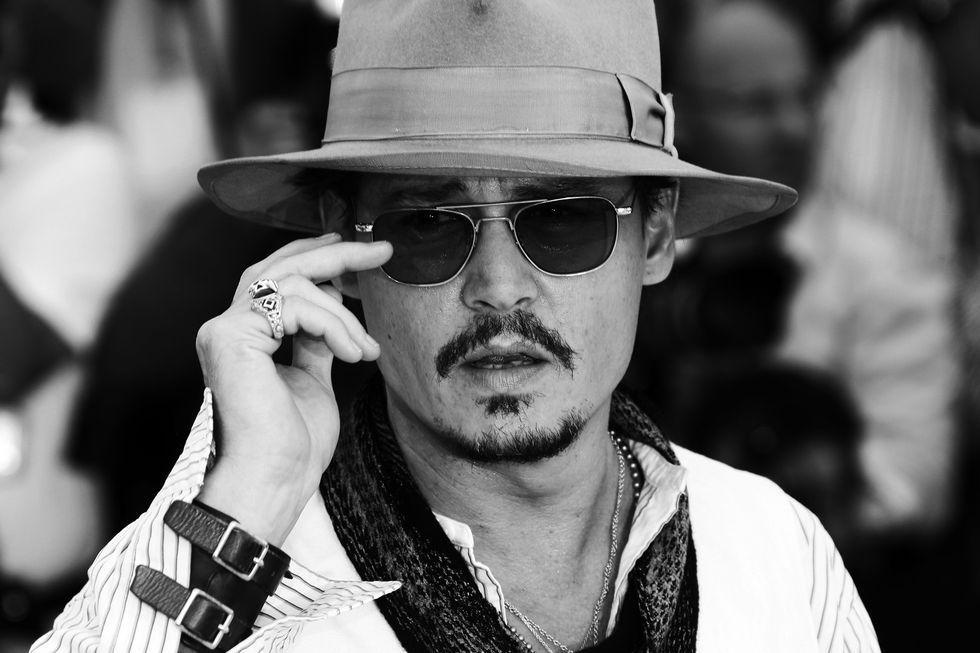 I cani di Johnny Depp rischiano la vita in Australia