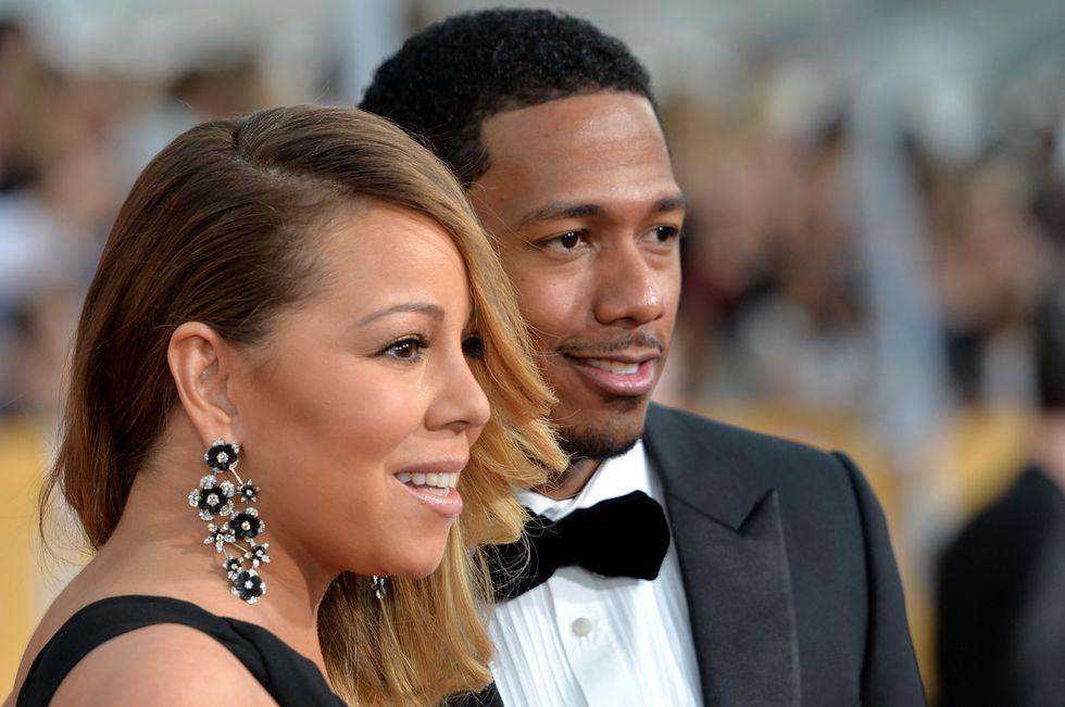 Mariah Carey si separa dal marito