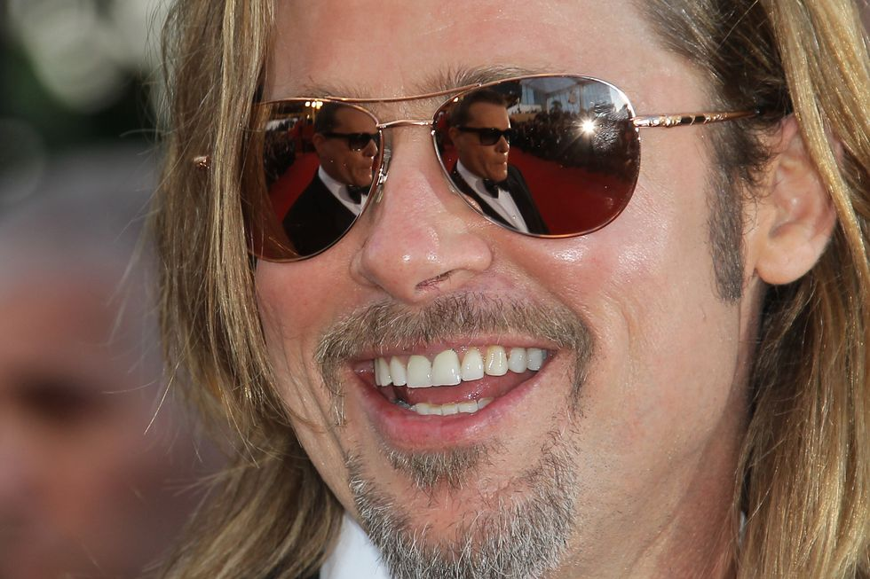 Brad Pitt, il lato patriottico del divo pacifista