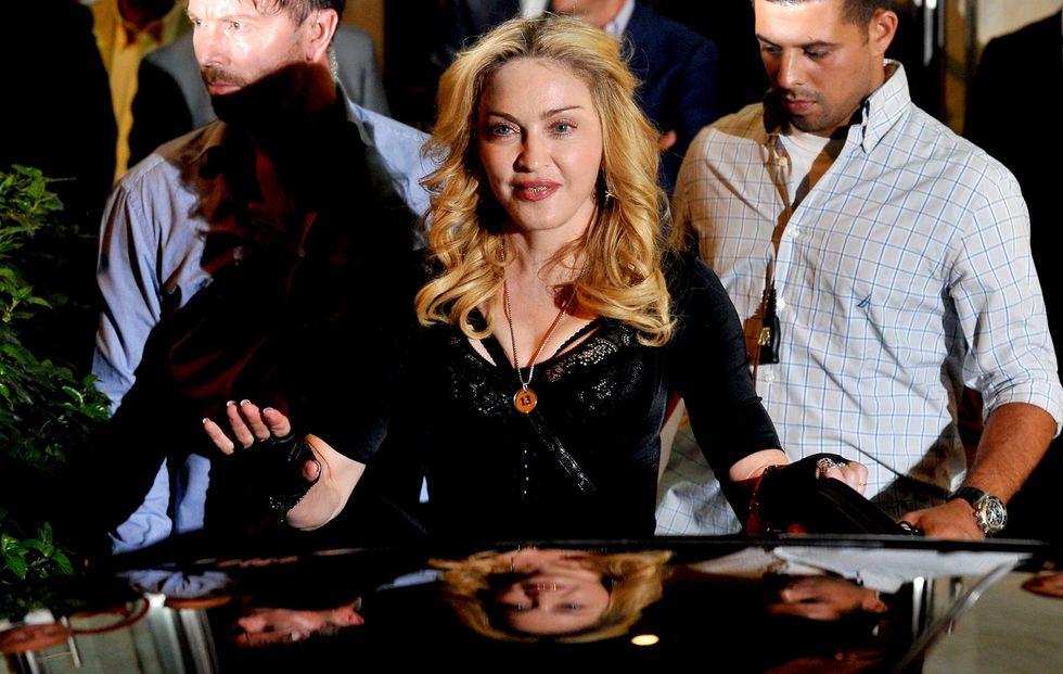 Madonna è tornata single