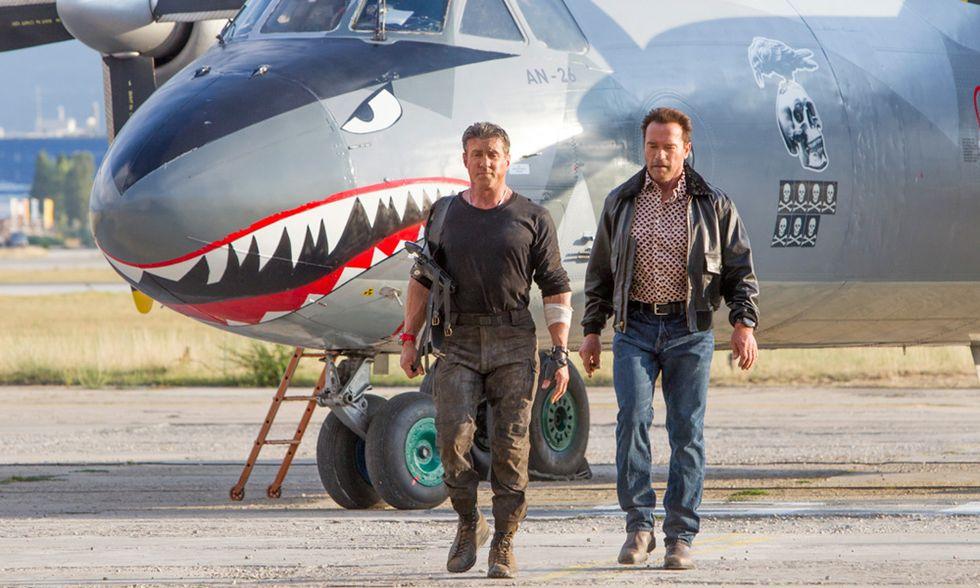 I Mercenari 3 - The Expendables, il film con Sylvester Stallone: lo streaming della premiere