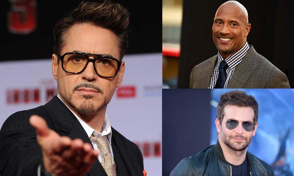 I 10 attori più pagati di Hollywood