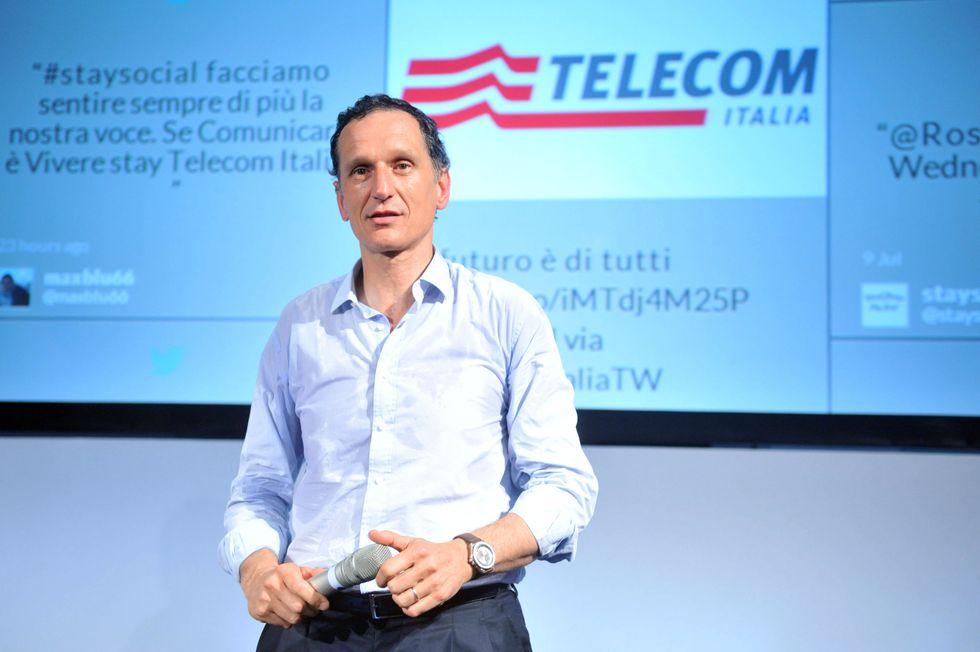 Crolla il fatturato Telecom e il Brasile torna a essere un problema
