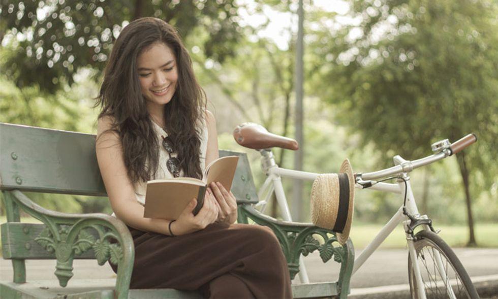 Libri e biciclette: una ricetta per l'estate