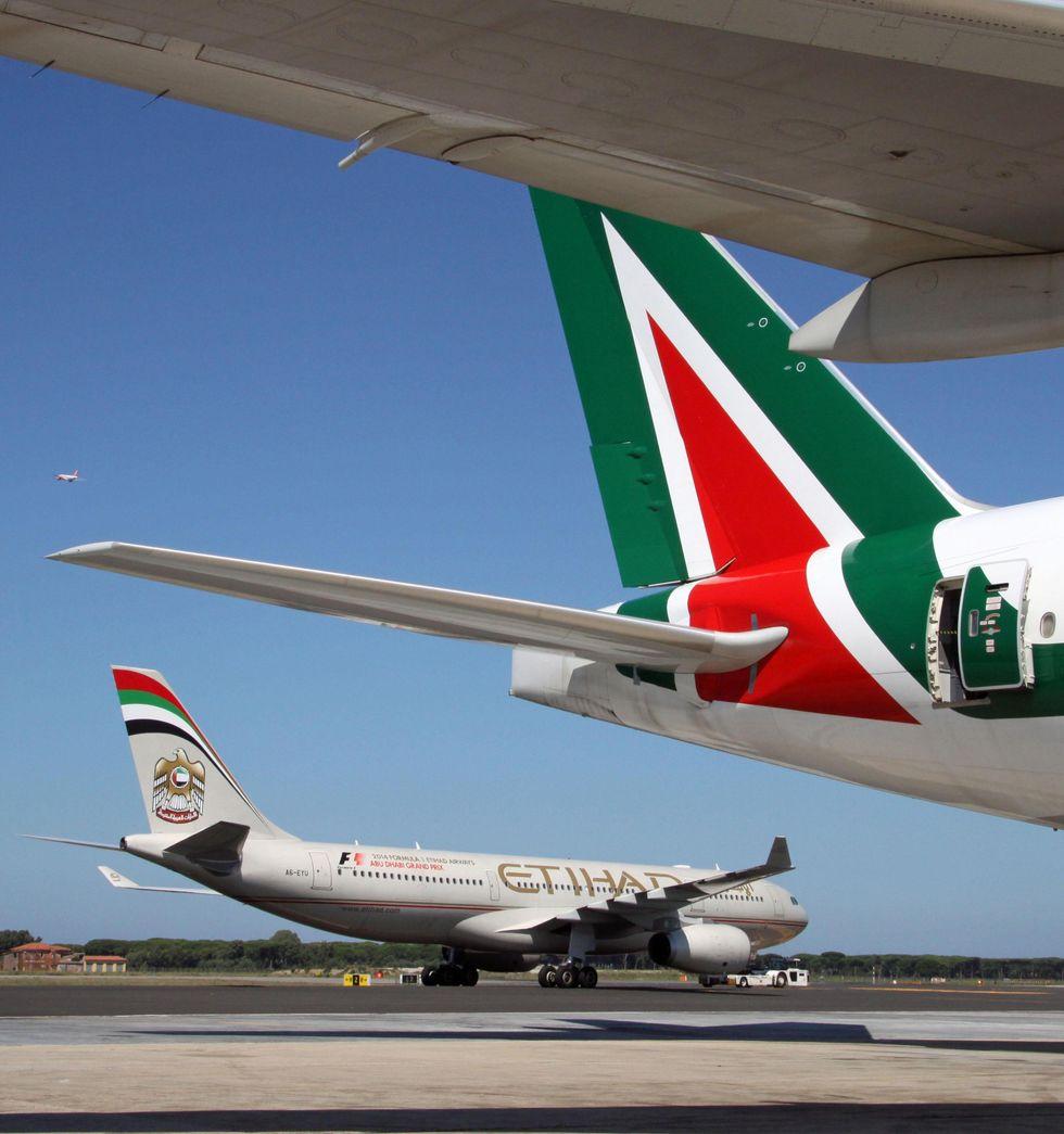 Alitalia-Etihad si farà: i numeri e il costo per la forza lavoro