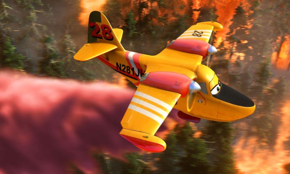 Planes 2 - Missione antincendio: 10 curiosità sul film Disney