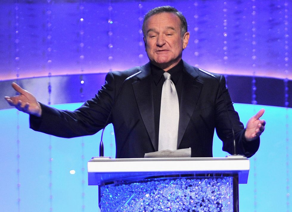 È morto l'attore Robin Williams