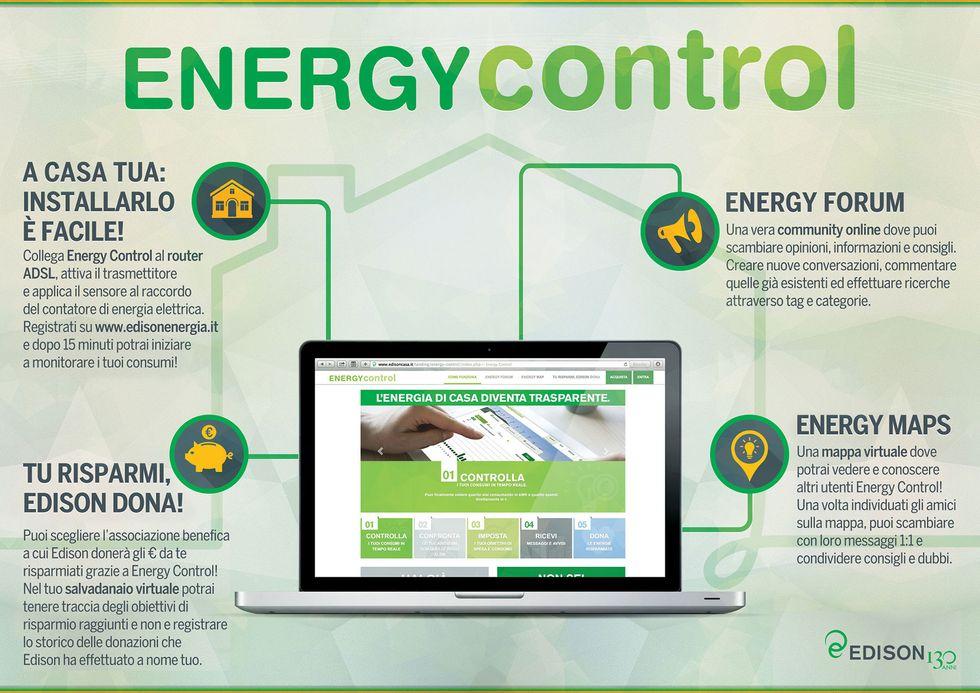 Spesa energetica delle famiglie: ecco la proposta di Edison per controllare e contenere i costi