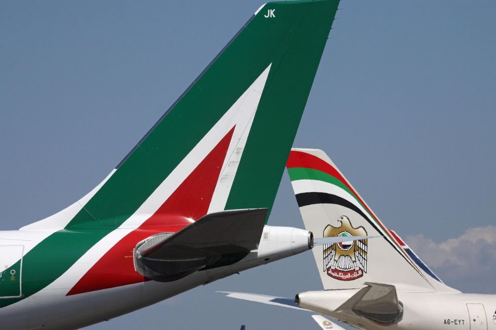 Alitalia-Etihad: nuovi voli per Abu Dhabi