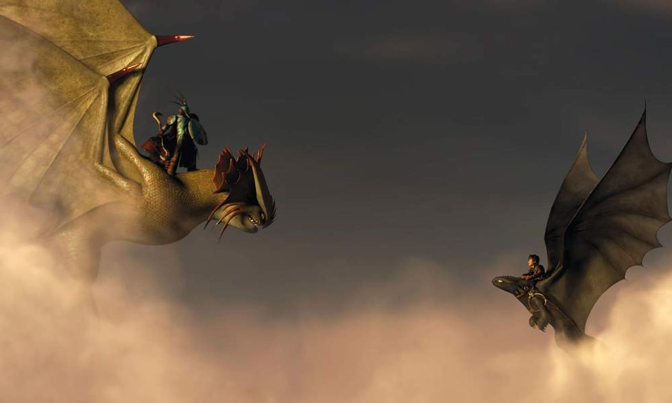 """Dragon Trainer 2"