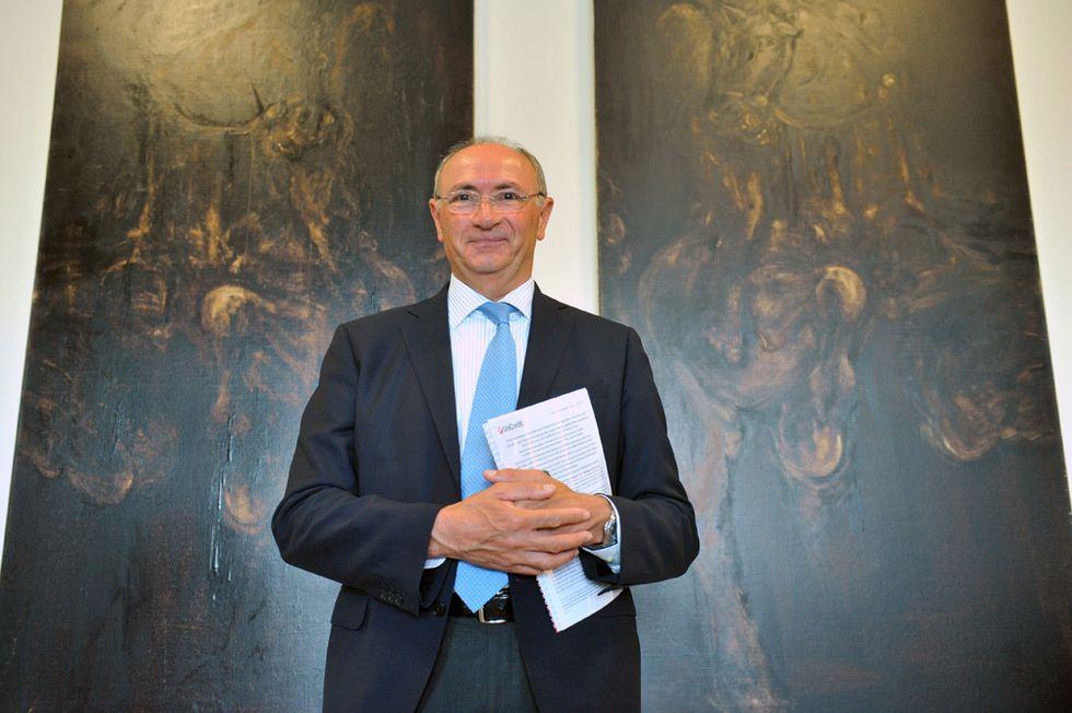 Intervista a Federico Ghizzoni: vi spiego perché avrete sempre bisogno delle banche