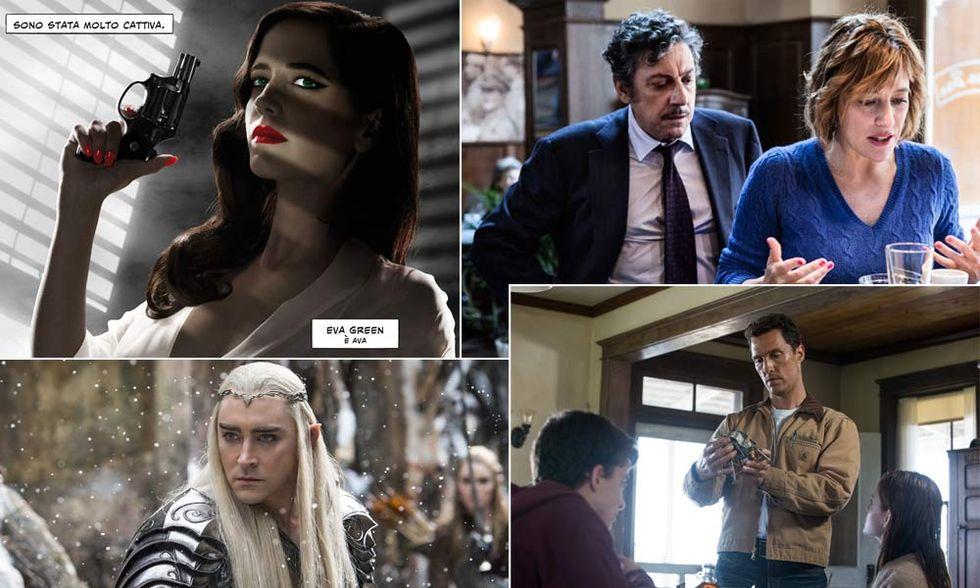 I film più attesi dell'autunno 2014