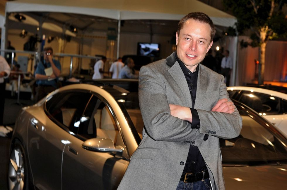 La nuova Tesla di Elon Musk