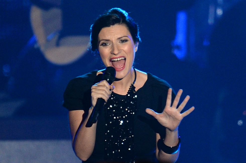 Laura Pausini, una superstar latina