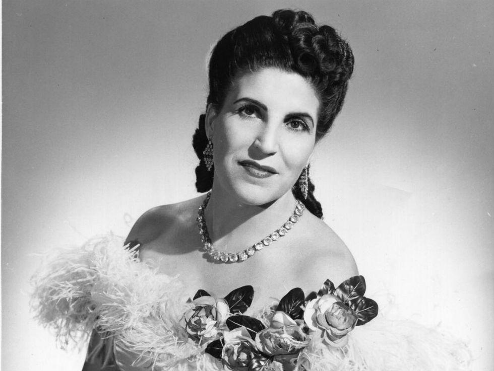 Muore a 101 anni Licia Albanese, il soprano più amato d'America