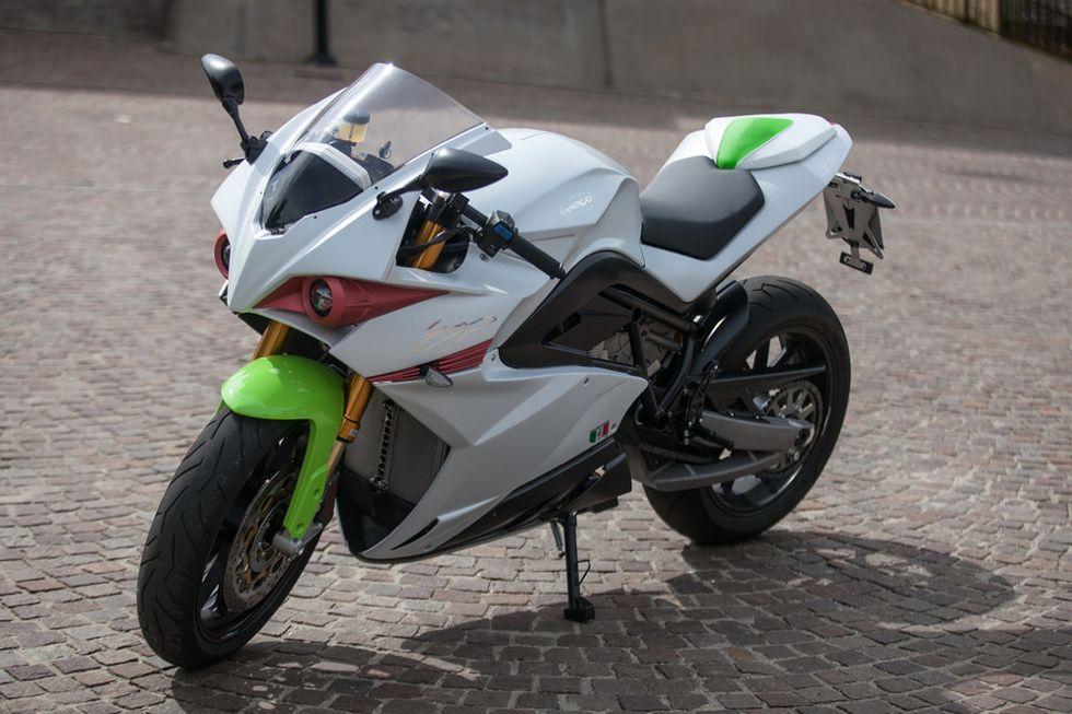 La Tesla italiana delle moto sportive