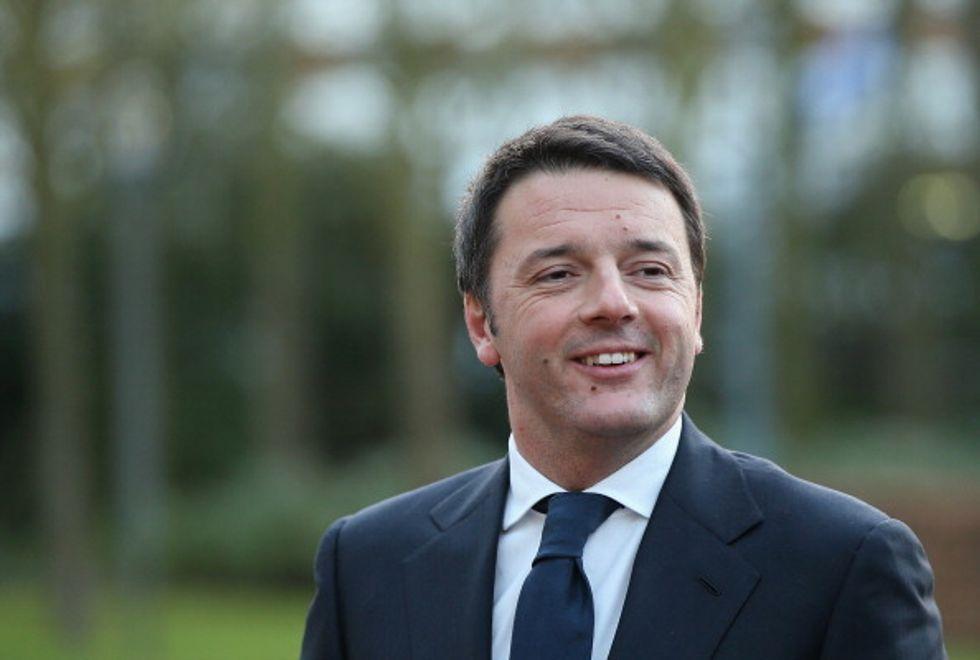 """Renzi (a La Repubblica): """"Dopo le riforme arriviamo al 2018"""""""