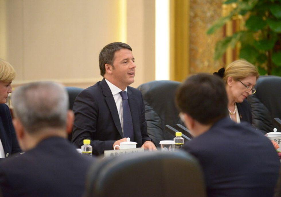 Renzi e la lettera del nulla