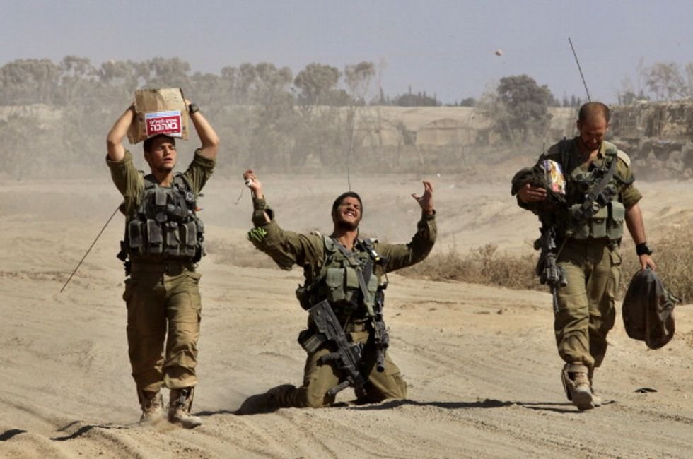 Israele si ritira da Gaza. Ora si tratta