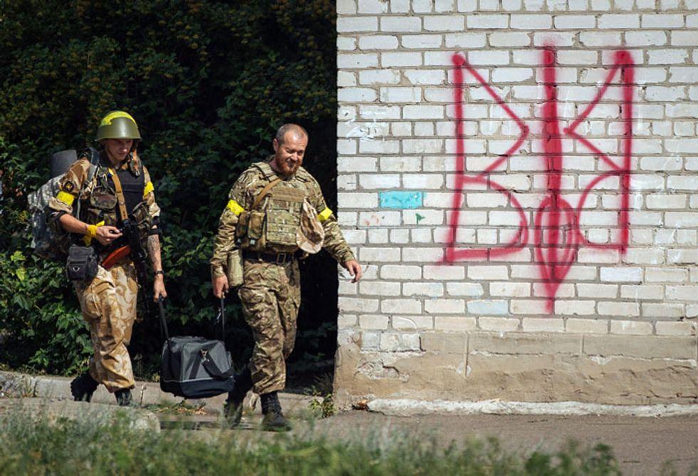 Diserzioni nell'esercito ucraino, in 400 sconfinano in Russia
