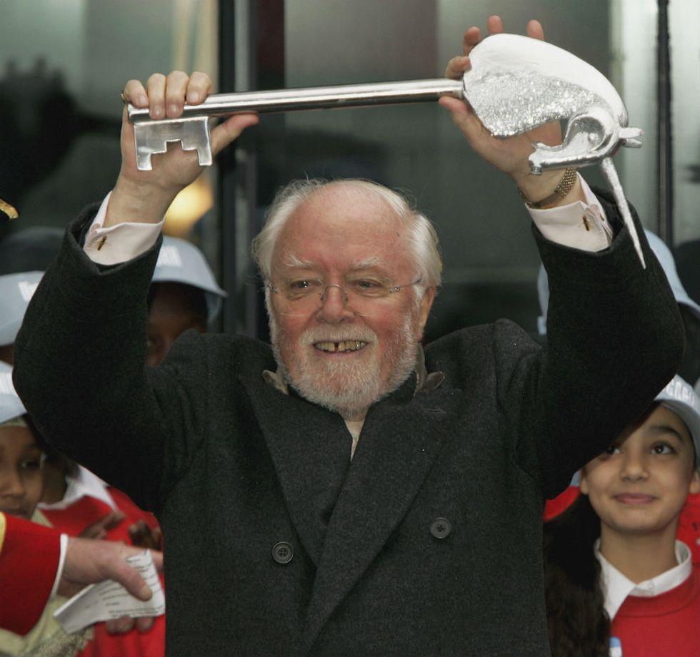 """Addio a Richard Attenborough, il miliardario di """"Jurassic Park"""""""