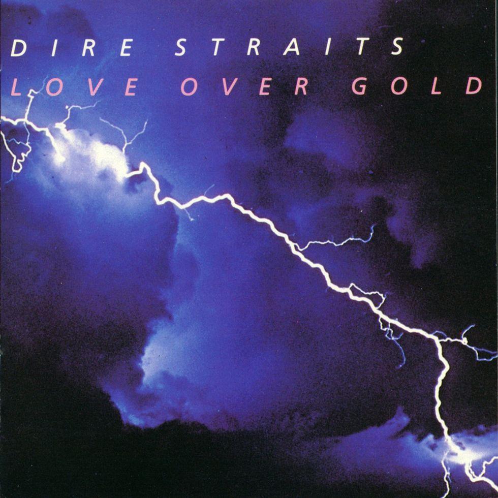 """Dire Straits, """"Love Over Gold"""": il capolavoro in edicola con Panorama"""