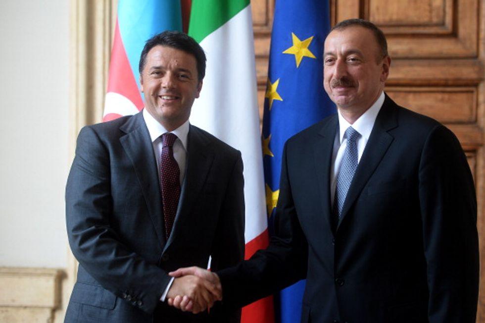 Europa-Azerbaijan, ma l'Italia da che parte sta?