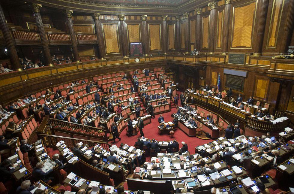 Nuovo Senato, un cambio storico
